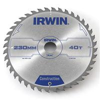 IRWIN Construction Circular Saw Blades